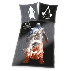 Asssassin's Creed Unity Bed Linen