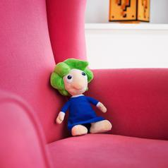 Lemmings Plush with Sound