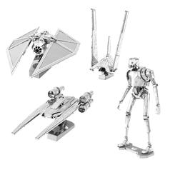 Star Wars Rogue One Metal Earth 3D Craft Kits