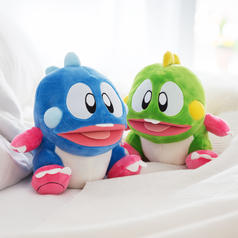 Bubble Bobble Plush with Sound