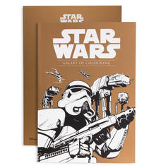 Star Wars Colouring Book Galaxy of Colouring