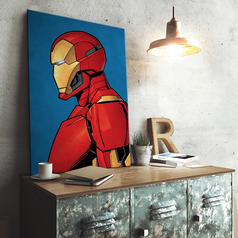 PosterPlate Marvel Metal Poster