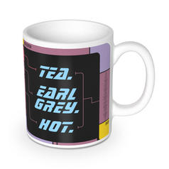 Taza-replicador Earl Grey