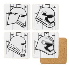 Star Wars Stormtrooper Coasters