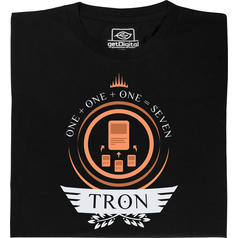 Tron Life Shirt for Magic Players T-Shirt
