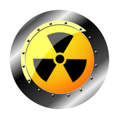 Geek Sticker Radioactive