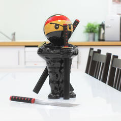 Ninja Knife Block