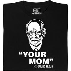 Freud's Your Mom T-Shirt