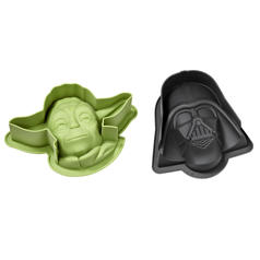 Star Wars Silicone Baking Trays