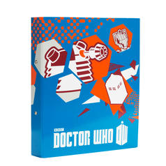 Doctor Who Ring Binder