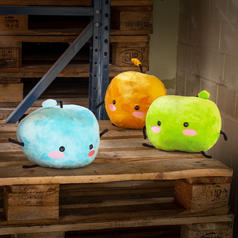 Peluches junimos de Stardew Valley