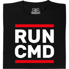 Camiseta RUN CMD T-Shirt