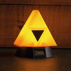 The Legend of Zelda 3D Triforce Light