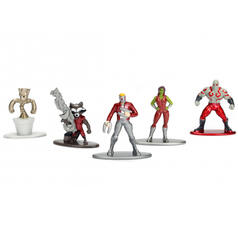 Die-Cast Marvel Nano Metalfigs Guardians of the Galaxy