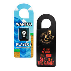 Door Hanger for Gamers \