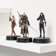 Figuras colecccionables de The Witcher 3 - Wild Hunt