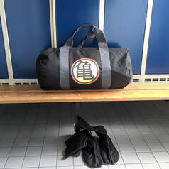 Dragon Ball Sports Bag