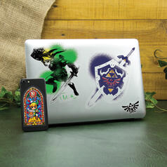 The Legend of Zelda Hyrule Gadget Decals