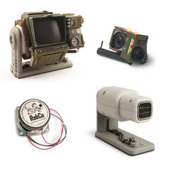 Fallout Pip-Boy 2000 Mk VI Kit Upgrade Modules