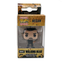Funko Pop The Walking Dead Key Chain Negan