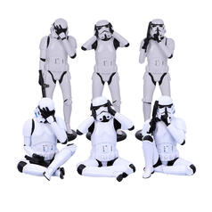 Three Wise Stormtroopers