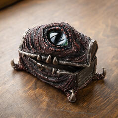 Mimic Chest Trinket Box