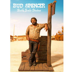 Bud Spencer 1:6 Limited Edition Collectible Figure