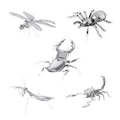 Metal Earth Insects 3D Construction Kits