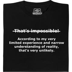 Eso es imposible T-Shirt