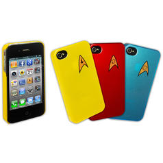 Carcasa Star Trek iPhone 4